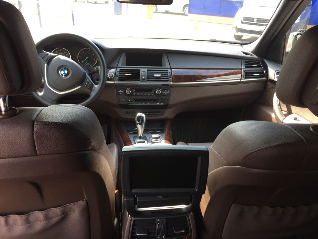 Прокат авто BMW X5 M-Sport - фото 4