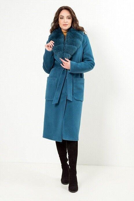 Верхняя одежда женская Elema Пальто женское зимнее 7-7865-1 - фото 5