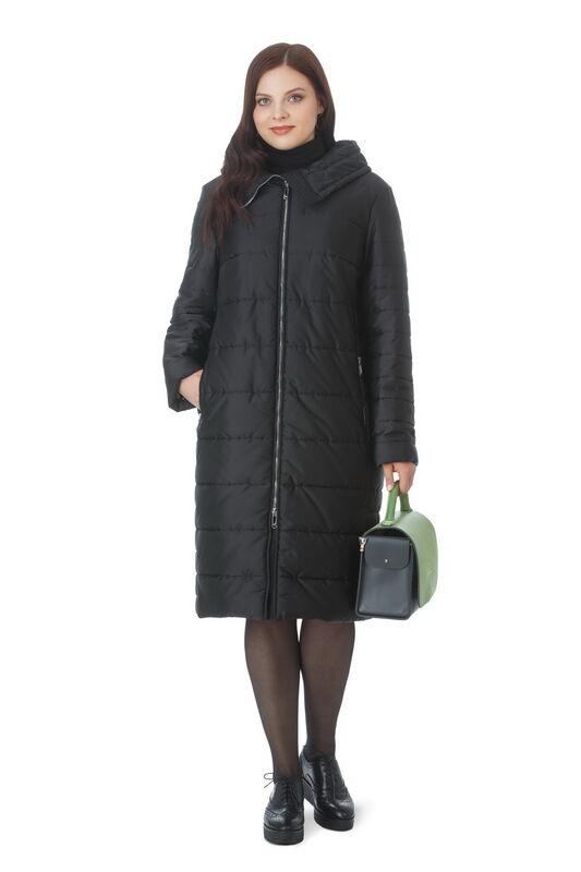 Верхняя одежда женская Elema Пальто женское зимнее Т-7300 - фото 1