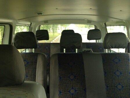 Аренда авто Volkswagen T5 - фото 4