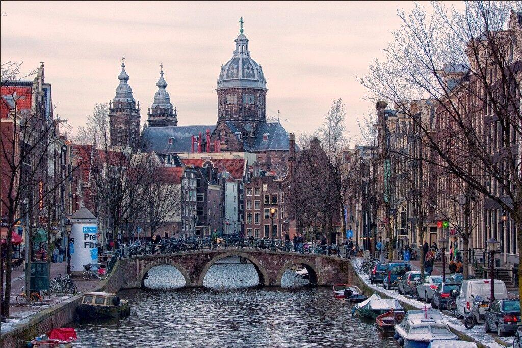 Туристическое агентство Череда Путешествий Автобусный экскурсионный тур «Берлин – Париж– Версаль* – Амстердам – Дрезден» - фото 2