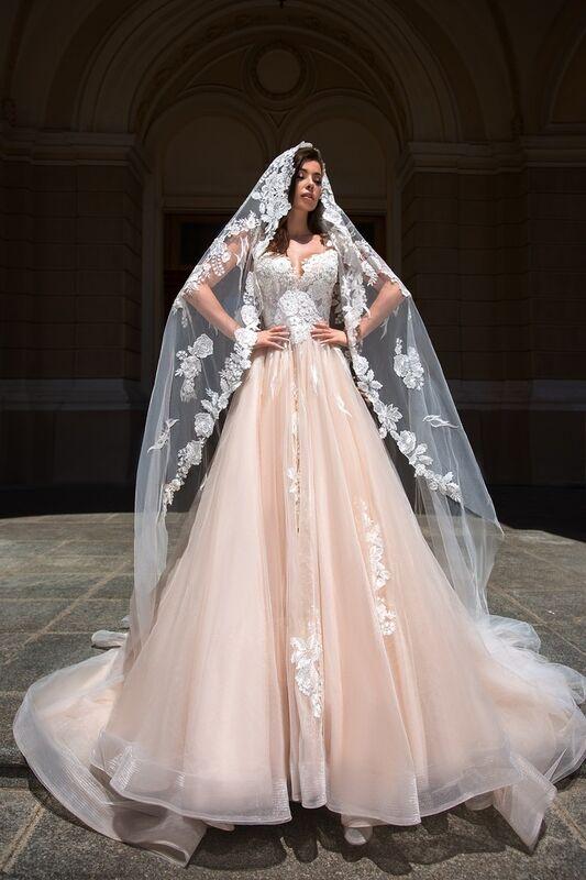 Свадебный салон Ida Torez Свадебное платье Cupraea Tigris - фото 4