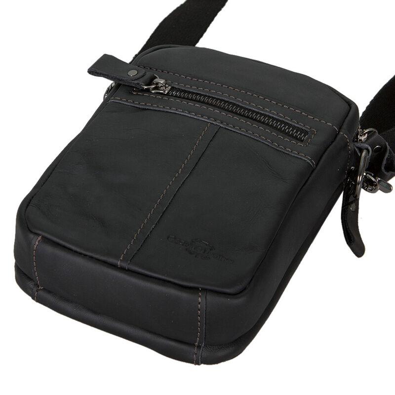 Магазин сумок Poshete Сумка мужская 196-5320-9 - фото 2