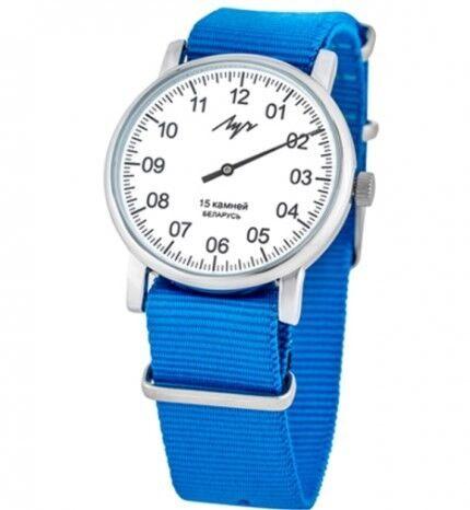Часы Луч Наручные часы «Однострелочник» 77471766 - фото 2