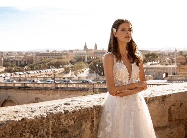 Свадебный салон Vanilla room Свадебное платье Бенита - фото 3