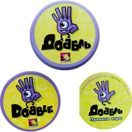 Магазин настольных игр Asmodee Настольная игра «Dobble» - фото 2