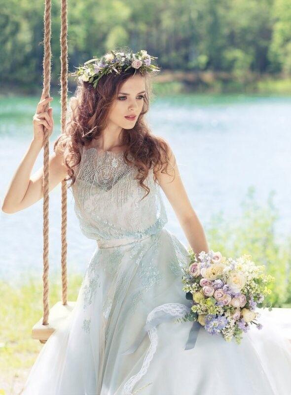 Свадебный салон Papilio Свадебное платье «Синица» 1750L - фото 2