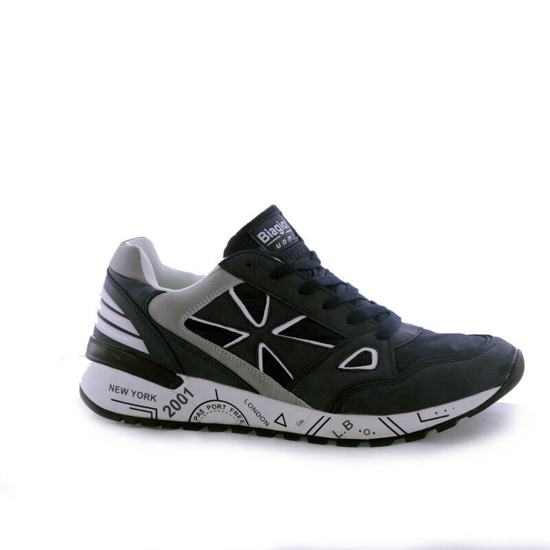 Обувь мужская Laura Biagiotti Кроссовки мужские 3041(1) - фото 1