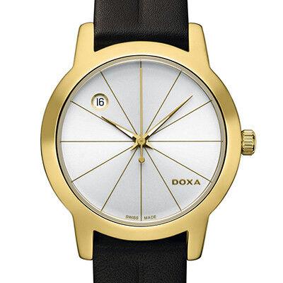 Часы DOXA Наручные часы Grafic Round Lady 357.35.021.02 - фото 1