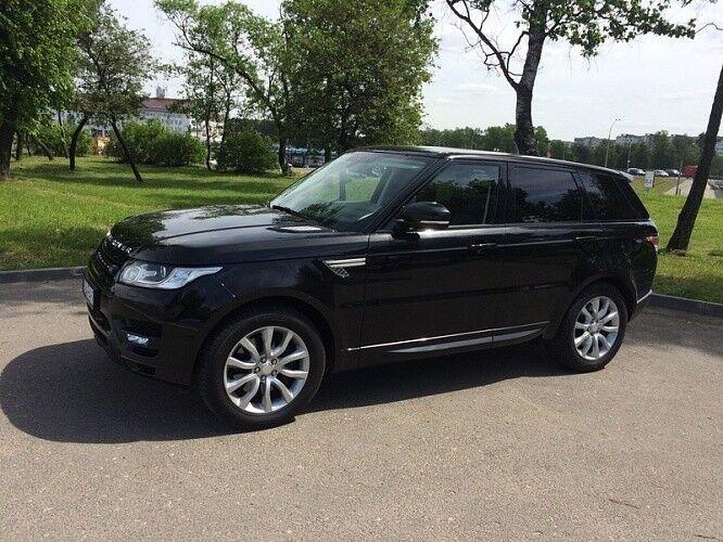 Прокат авто Range Rover Sport 2015 - фото 1