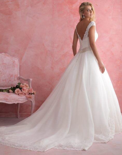 Свадебное платье напрокат Allure Bridals Платье свадебное 2806 - фото 2