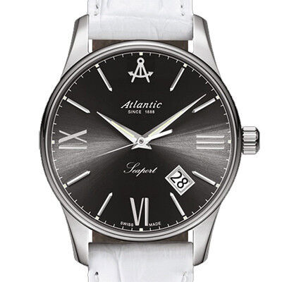 Часы Atlantic watch Наручные часы Seaport Lady 16350.41.45 - фото 1
