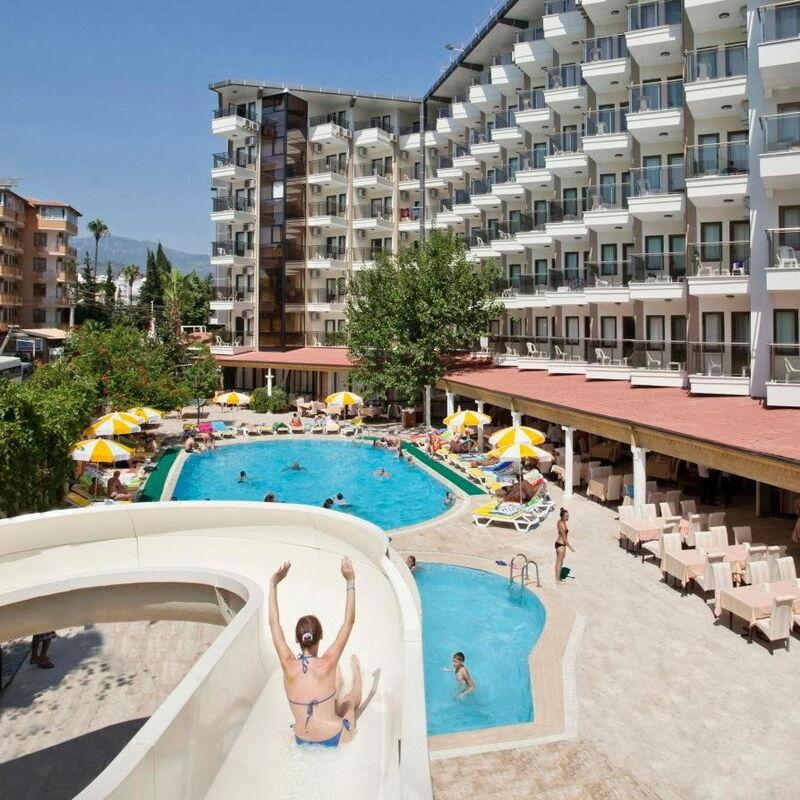 Туристическое агентство LetoTravel Пляжный авиатур в Турцию, Аланья, Monte Carlo Hotel 4* - фото 1