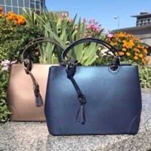 Магазин сумок Vezze Кожаная женская сумка С00203 - фото 1