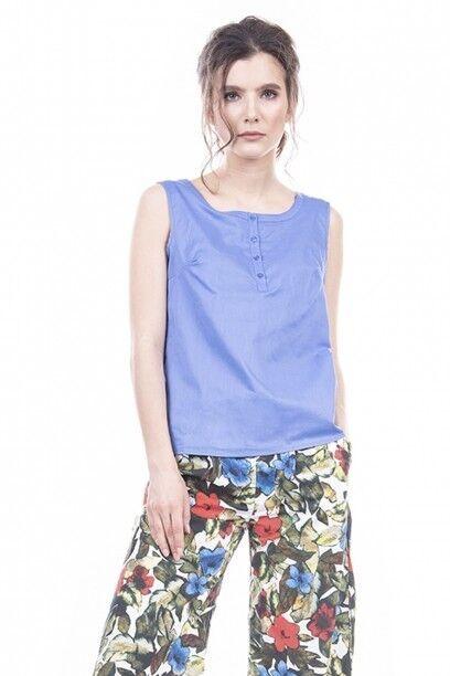 Кофта, блузка, футболка женская SAVAGE Топ женский арт. 915316 - фото 7