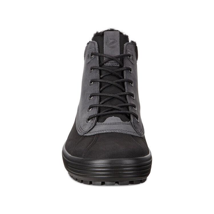 Обувь мужская ECCO Кеды высокие SOFT 7 TRED 450124/51052 - фото 4