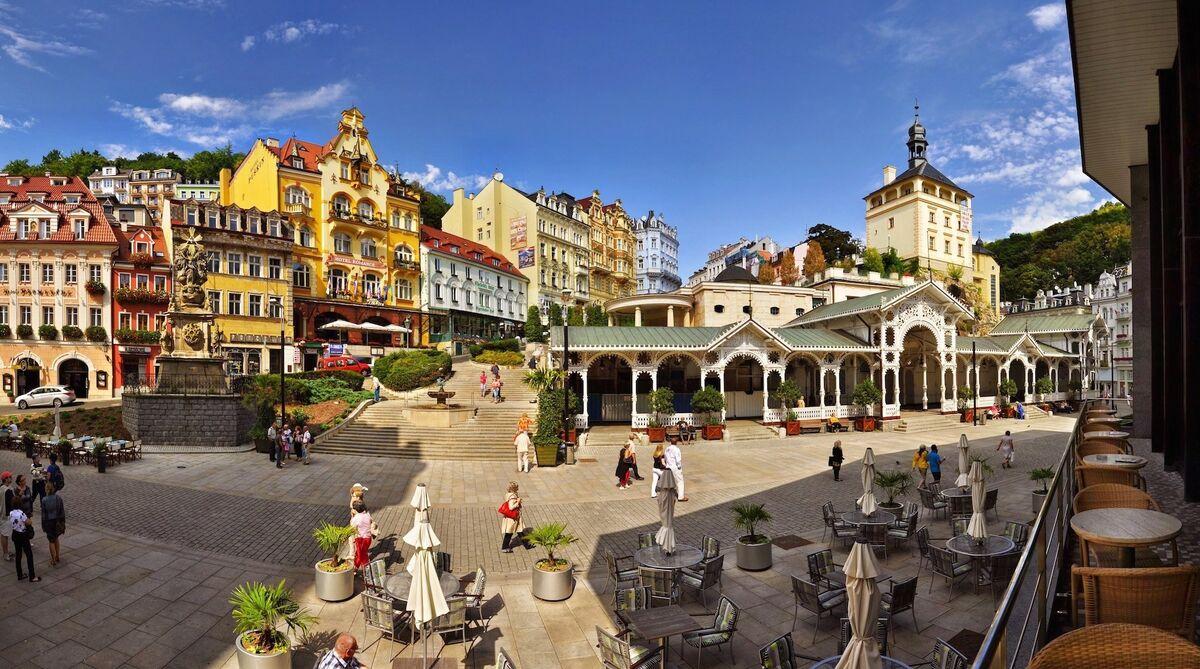 Туристическое агентство VIP TOURS Чехия (Карловы Вары) из Минска - фото 4