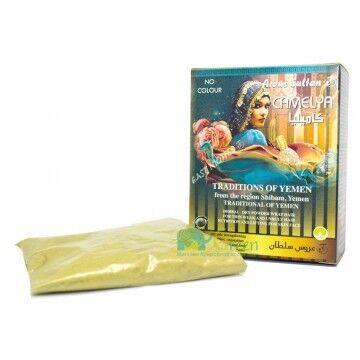 Уход за волосами East Nights Растительная маска-обертывание для тонких непослушных волос Cameliya, 50 г - фото 1