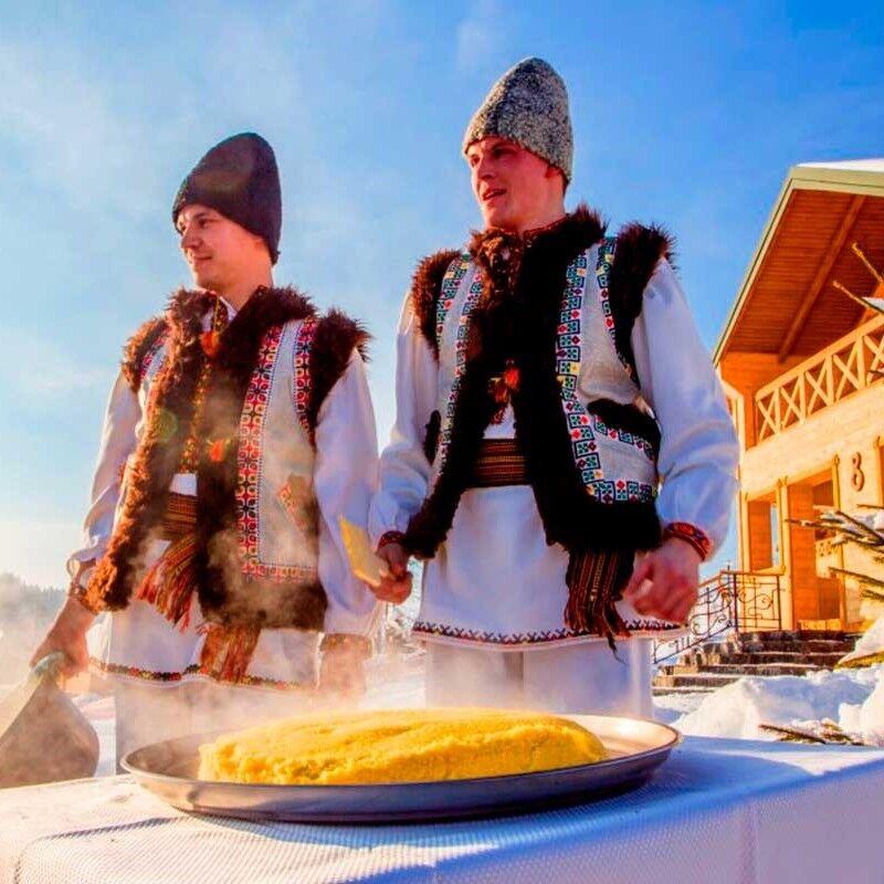 Туристическое агентство Респектор трэвел Автобусный экскурсионный тур «Новый год в Закарпатье» - фото 1