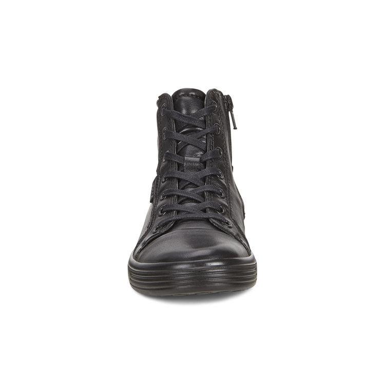 Обувь детская ECCO Кеды высокие S7 TEEN 780003/51052 - фото 4