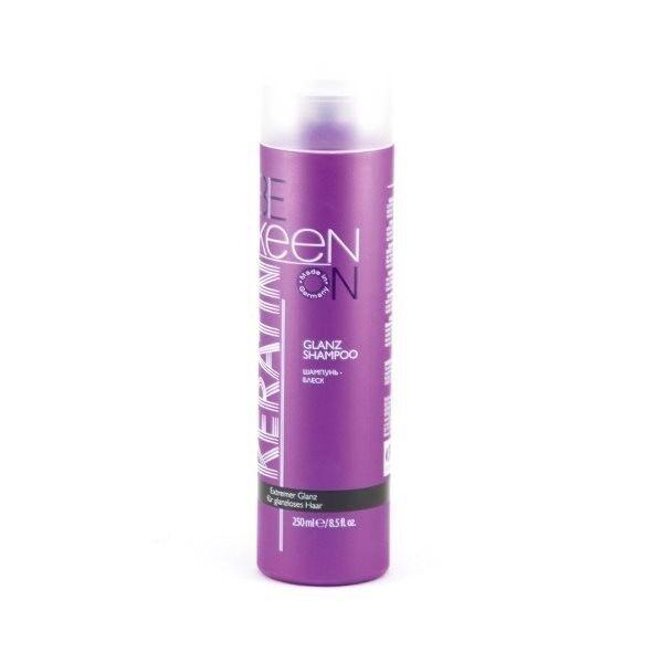 Уход за волосами KEEN Шампунь «Блеск» с кератином - фото 1