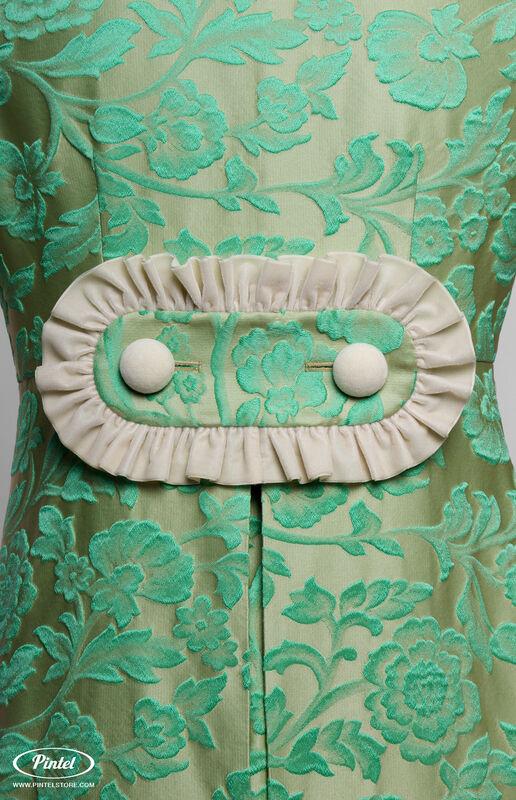 Костюм женский Pintel™ Комплект из плотного жаккарда Sharmin - фото 7