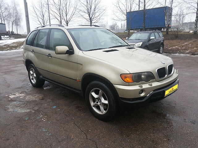 Прокат авто BMW X5 - фото 3