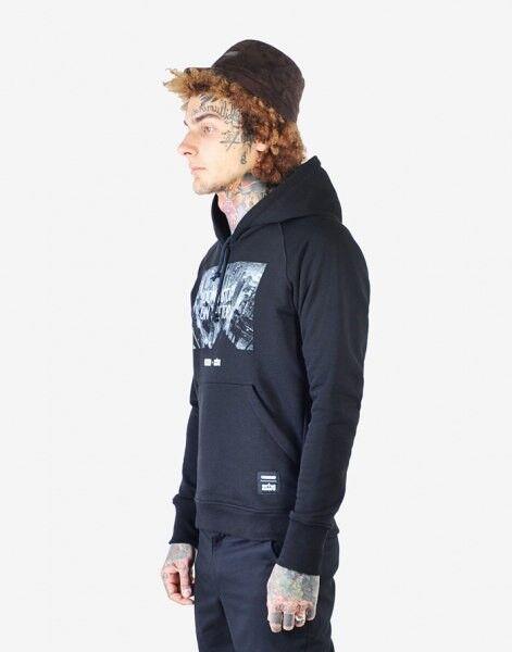 Кофта, рубашка, футболка мужская CODERED Толстовка Hood On The Roofs - фото 1