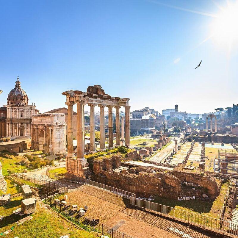 Туристическое агентство A La Carte Сити-тур в Рим, Италия, Jonico 3* - фото 1