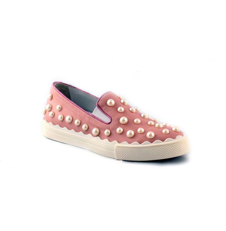 Обувь женская Du Monde Слипоны женские 94-1713 - фото 1