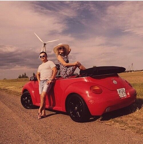 Прокат авто Volkswagen ЖУК CABRIO - фото 2