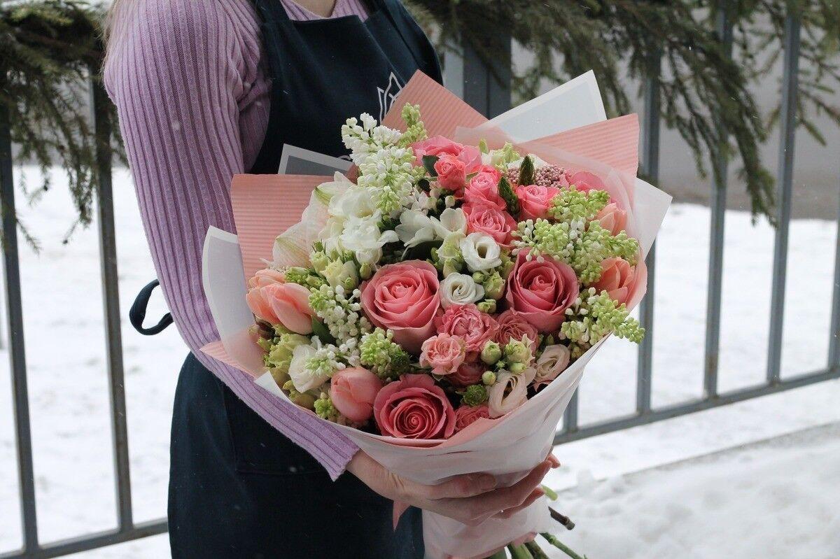 Магазин цветов Cvetok.by Букет «Валери» - фото 4