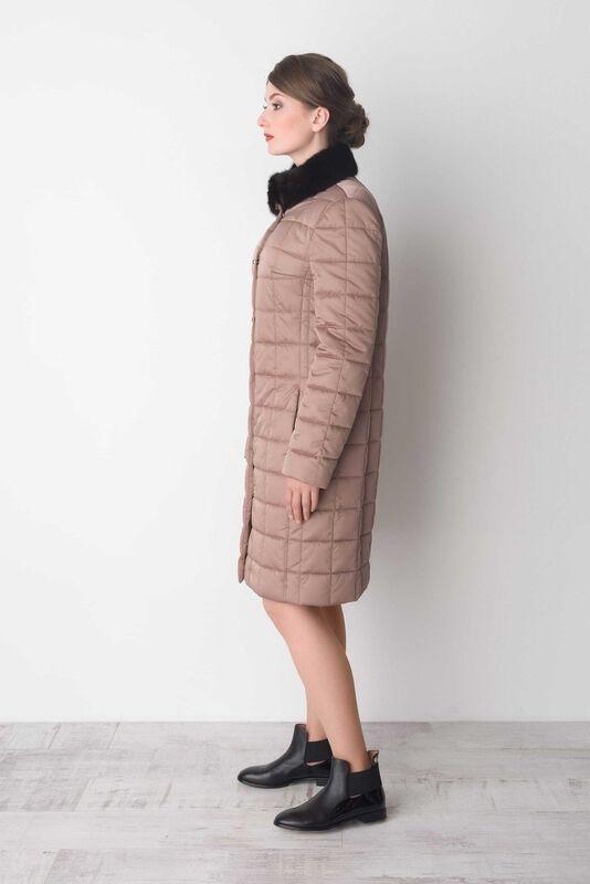 Верхняя одежда женская Elema Пальто женское зимнее Т-6596 - фото 2