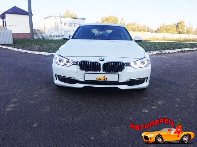 Прокат авто BMW 320 F30 2014 г.в. - фото 3