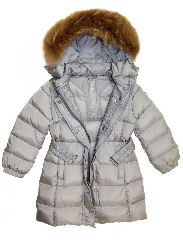Верхняя одежда детская ADD Пальто для девочки IAG002-0 - фото 4