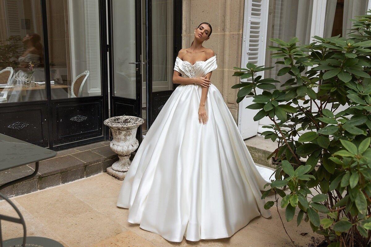 "Свадебный салон ALIZA свадебное платье ""Monikkye"" - фото 4"