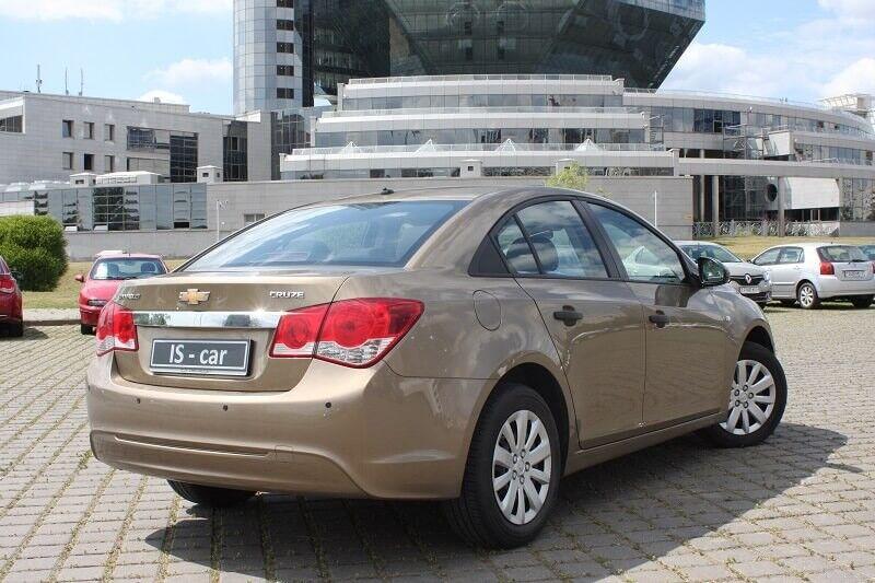 Аренда авто Chevrolet Cruze 2013 г.в. - фото 2