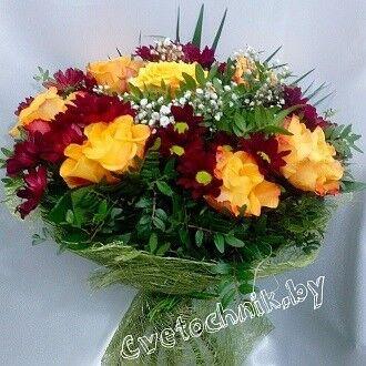 Магазин цветов Цветочник Букет №1 - фото 1