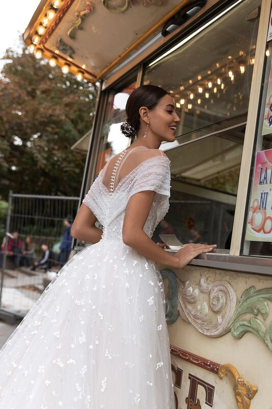 "Свадебный салон ALIZA свадебное платье ""Channye"" - фото 1"
