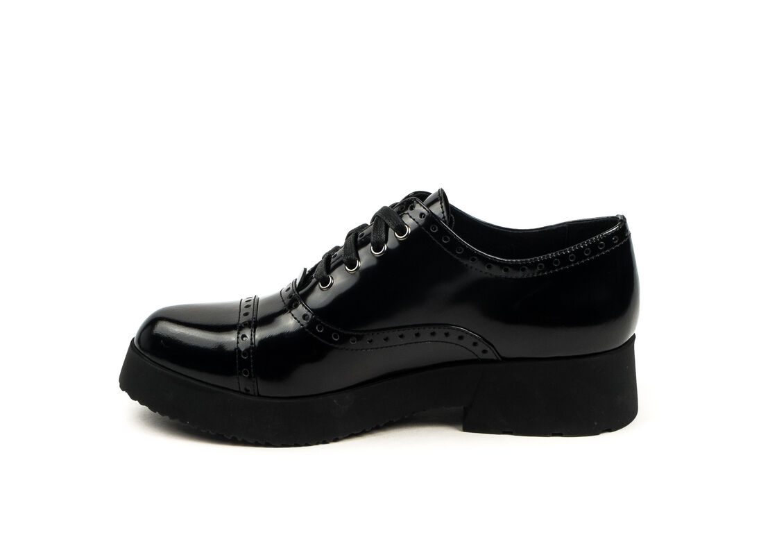 Обувь женская BASCONI Полуботинки женские T946-8-QP180 - фото 2
