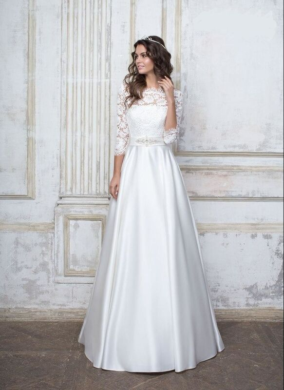 Свадебный салон Destiny Collection Свадебное платье 1739 - фото 1