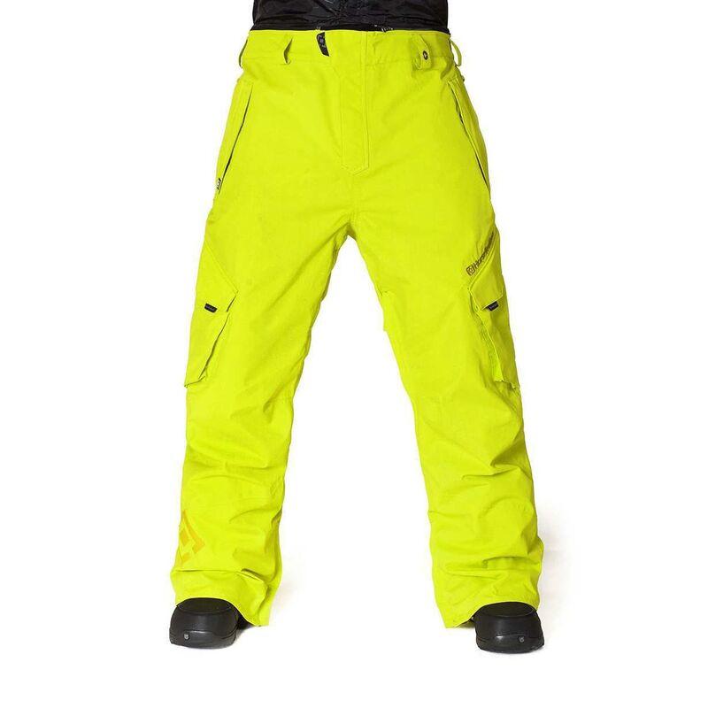 Спортивная одежда Horsefeathers Сноубордические брюки Benson 1516 желтый - фото 1
