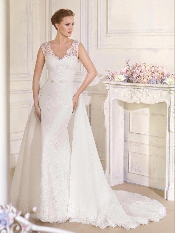 Свадебное платье напрокат Novia D'Art Платье свадебное Loreto - фото 1