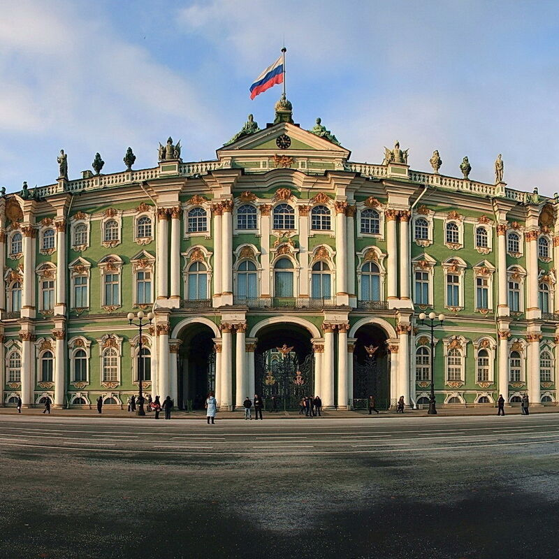 Туристическое агентство ТиШ-Тур Автобусный экскурсионный тур «Дворцы Санкт-Петербурга» - фото 1