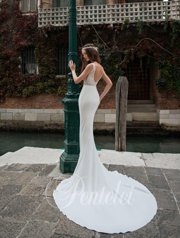 Свадебное платье напрокат Lavender Свадебное платье Vivien - фото 3