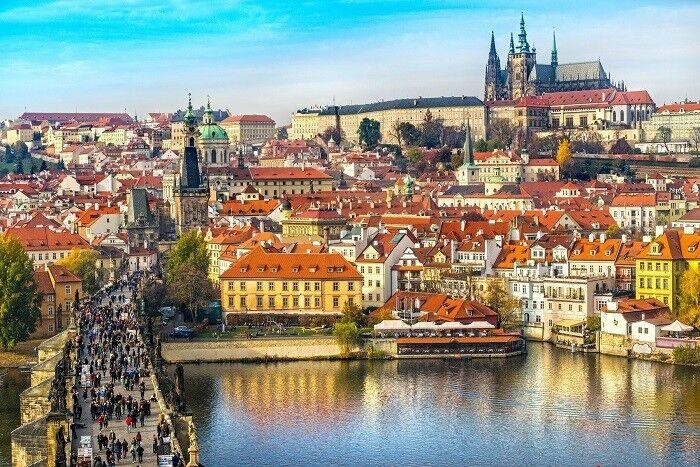 Туристическое агентство Внешинтурист Экскурсионный автобусный тур F4 «Первое знакомство: Париж + Амстердам + Прага» - фото 2