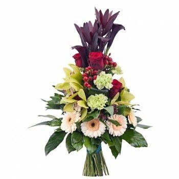 Магазин цветов Ветка сакуры Мужской букет №18 - фото 1