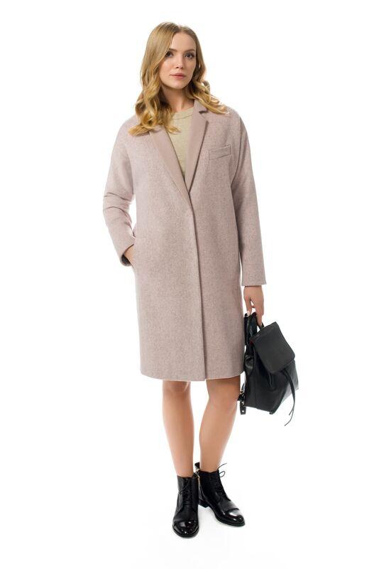 Верхняя одежда женская Elema Пальто женское демисезонное Т-6745 - фото 1