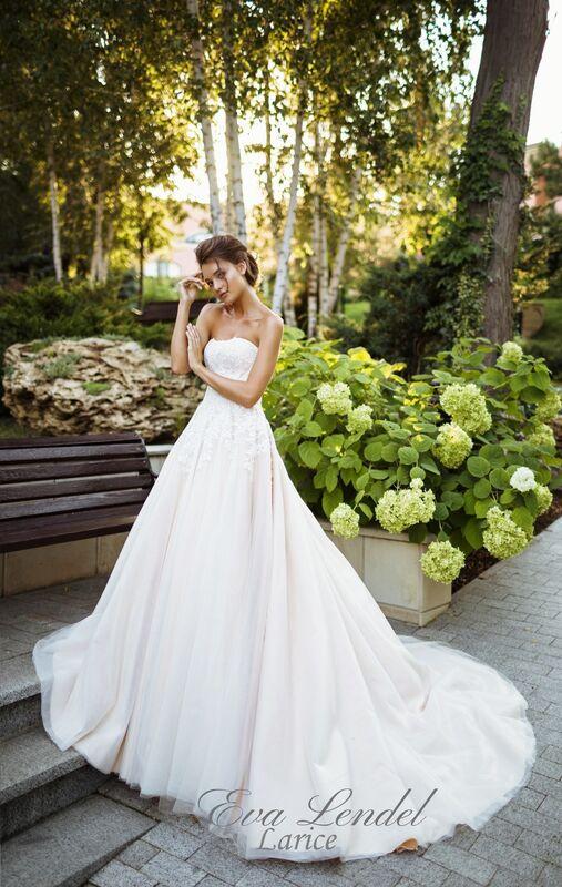 Свадебное платье напрокат Eva Lendel Свадебное платье Larice - фото 1