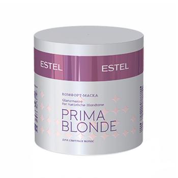 Уход за волосами Estel Prima Blonde Маска-комфорт для светлых волос - фото 1